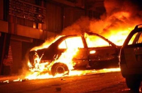 إعتقال جوج قاصرين فالطاليان متهمين بحرق متشرد مغربي داخل سيارة