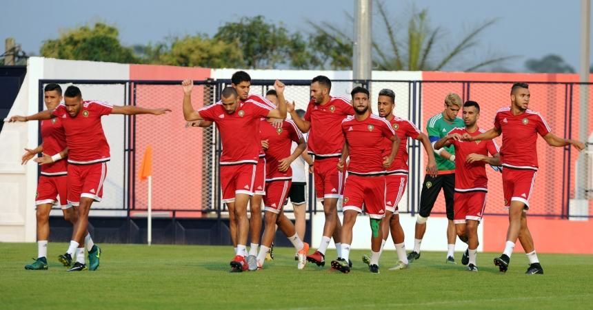 الأسود غادي يلعبو مع هاد المنتخبين استعدادا للمونديال