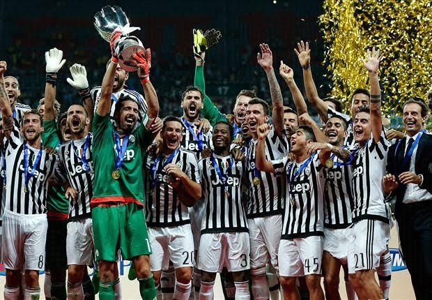يوفي زادت كأس إيطاليا
